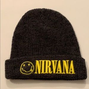 Nirvana Stocking Hat Beenie